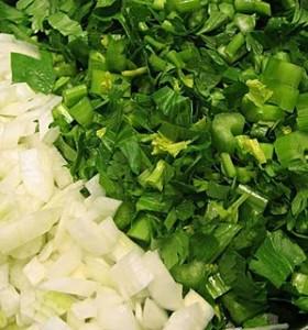 Celery Onions