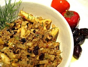 Sicilian Pasta with Sardines and Fennel