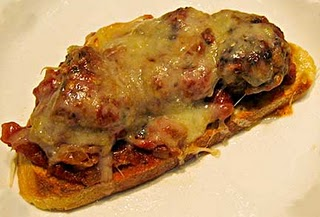 Soutzoukakia Sandwich