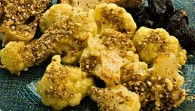 Roast Cauliflower with Dukkah