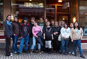 Bristol Bay Students