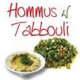 Hommus with Tabbouli
