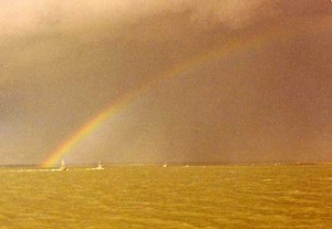 Rainbow over FIshing Grounds