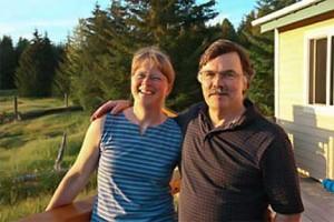 Tom and Sally McLaughlin