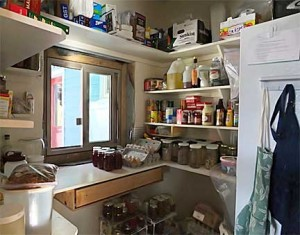 Tom and Sally's Pantry/Cold Room