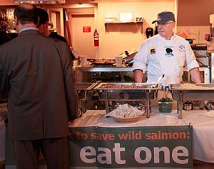 To Save Wild Salmon, Eat One