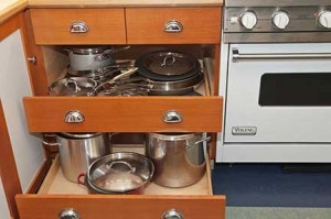 Drawers for Pots and Pans