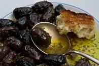 Roasted Kalamata Olives (Ελιές στο Φούρνο)