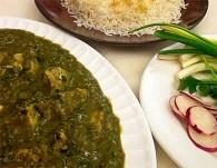 Persian Fish Stew (Ghalyeh Mahi)