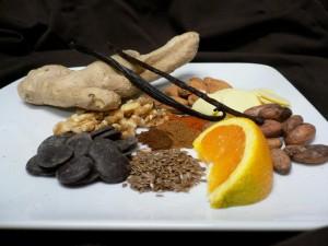 Chocolate Drink Ingredients