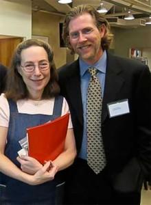 Rose Levy Beranbaum and Gary Fellowes