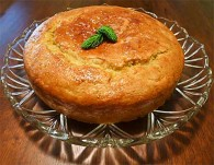 Greek Orange Cake (Portokalopita)