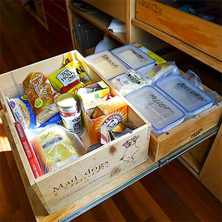 The Flour Drawer - All From Bob's Red Mill