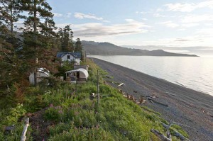 Eric Brudie and Meg Simonian&#039;s Property on McDonald Spit