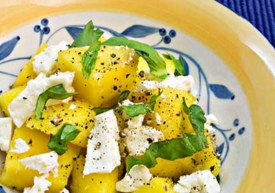 Mango and Feta Salad