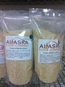 Cream of Barley from Alaska Flour Company