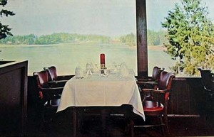 Hearthstone Restaurant, circa 1960s, Bremerton, Washington