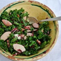 Massaging Kale: Review of Wild About Greens by Nava Atlas