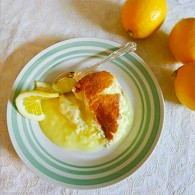 Lemon Caketop Pudding (aka Lemon Pudding Cake)