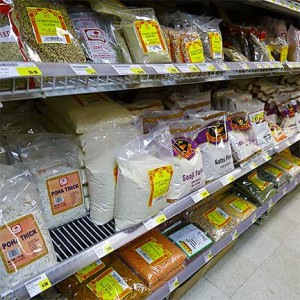 Central Market Indian Ingredients