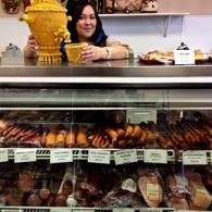 Anastasia Natekina at Eastern European Store & Deli