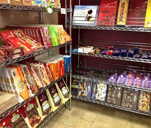 Cookies and Candy at Eastern European Store & Deli