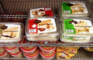 Halva and Cookies at Eastern European Store & Deli