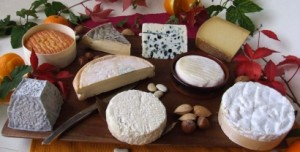 Cheese Board from Fromages.Com